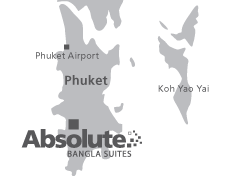 Absolute Bangla Suites, Phuket, Thailand
