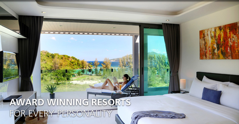 Hotel Thailand - Luxury Resort Thailand - Absolute Resorts