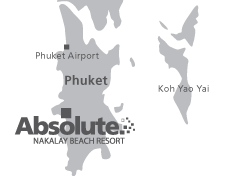 Absolute Nakalay Boutique Resort, Phuket, Thailand