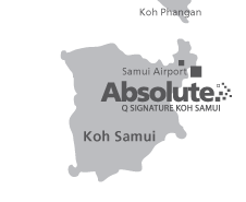 Absolute Q Signature, Koh Samui, Thailand