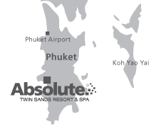 Absolute Twin Sands Resort & Spa, Phuket, Thailand
